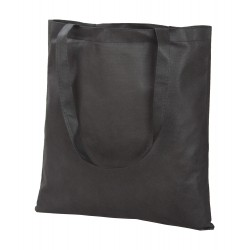 FR taška z netkané textilie černá