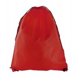 SP vak na stažení šňůrkou červený