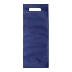VR taška na víno modrá