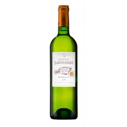 bílé víno CHATEAU SAINTONGEY BLANC 201/ (2019) A.O.C.