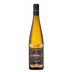 bílé víno SYLVANER WOLFBERGER 2017 (2018) A.O.C.