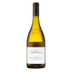 bílé víno J.MOREAU & FILS TERRET-CHARDONNAY 2018 (2019)