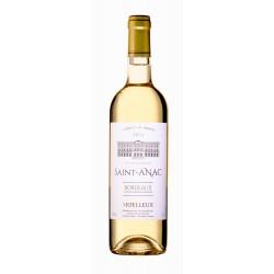 bílé víno SAINT-ANAC 2016 (2017)