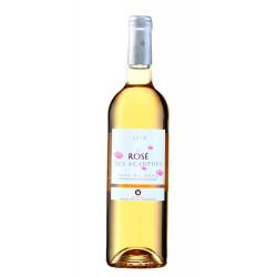 růžové víno LE ROSÉ DES ACANTHES 2018 (2019)