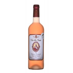 růžové víno VIN DU TSAR 2018 (2019)
