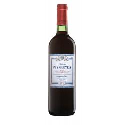 červené víno CHATEAU PUY GUEYRIN 2017 (2018)