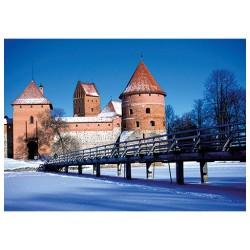 Nástěnný kalendář 2022 Evropské hrady a zámky