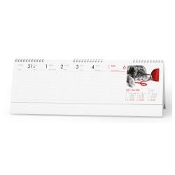 Stolní kalendář 2022 Pracovní kalendář ŽÁNROVÝ