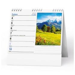 Stolní kalendář 2022 IDEÁL - Příroda, hory, řeky, jezera…