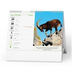 Stolní kalendář 2022 Myslivecké toulky