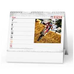 Stolní kalendář 2022 Motorbike