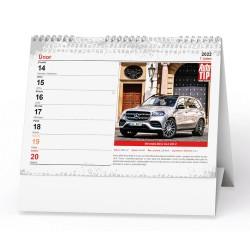 Stolní kalendář 2022 Autotip