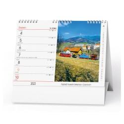 Stolní kalendář 2022 Z domova