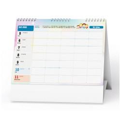 Stolní kalendář 2022 Rodinný kalendář