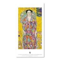 Nástěnný kalendář 2022 Gustav Klimt