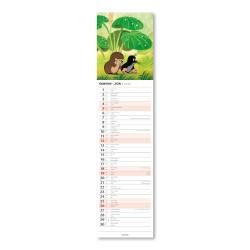 Nástěnný kalendář 2022 Kravata - Krteček
