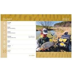 Stolní kalendář 2022 - Rybář