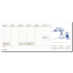 Stolní kalendář 2022 - Daňový kalendář pro podnikatele