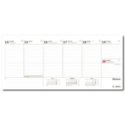 Stolní kalendář 2022 - Plánovací kalendář