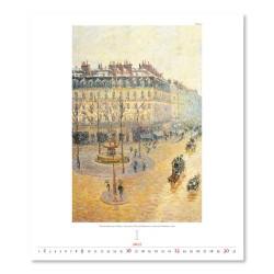 Nástěnný kalendář 2022 - Impressionism