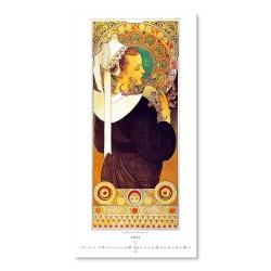 Nástěnný kalendář 2022 - Alfons Mucha