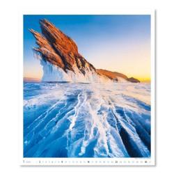 Nástěnný kalendář 2022 - Geo Art