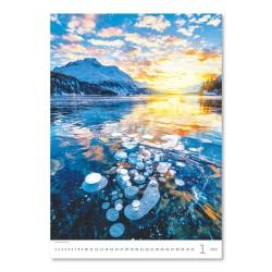 Nástěnný kalendář 2022 - Nature Emotions