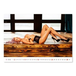 Nástěnný kalendář 2022 - Flirt