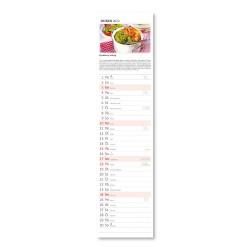Nástěnný kalendář 2022 Kravata - Hrníčková kuchařka