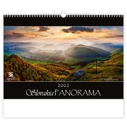 Nástěnný kalendář 2022 Slovakia Panorama