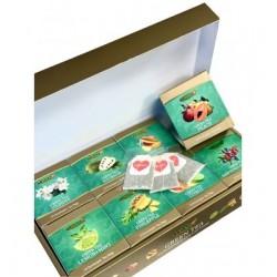 čaj - Kolekce zelených čajů