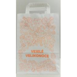 Tematické papírové tašky - velikonoce_vajíčka