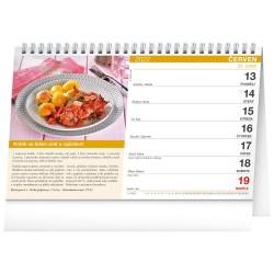 Stolní kalendář 2022 Domácí kuchyně