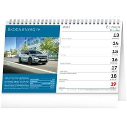 Stolní kalendář 2022 Svět motorů