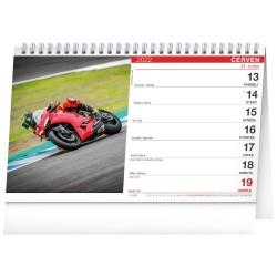 Stolní kalendář 2022 Motorky