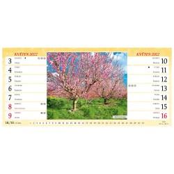 Stolní kalendář 2022 - Poezie přírody