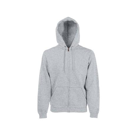 Mikina s kapucí Premium Hooded Sweat Jacket