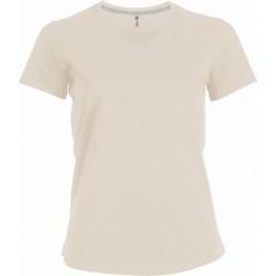 Dámské tričko kr.rukáv V-neck - Výprodej