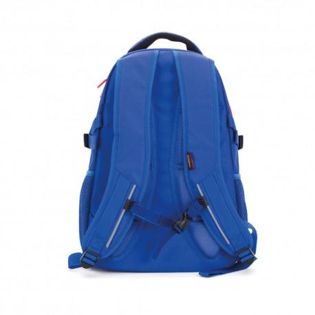 Školní batoh s pončem Superman – POP velký