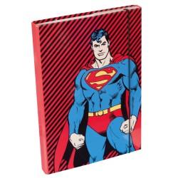 Desky na školní sešity A4 Superman Hero