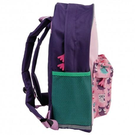 Školní batoh střední Sovičky