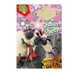 Ovečka Shaun  - Sešit A5
