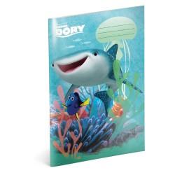 Školní sešit Hledá se Dory – Destiny A4