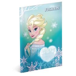 Školní sešit Frozen - Elsa A5
