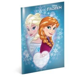 Školní sešit Frozen - Sisters A5