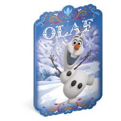 Školní sešit Frozen - Olaf A4