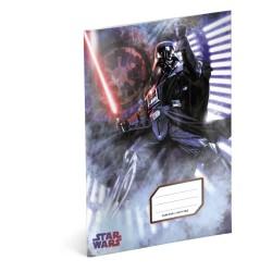 Školní sešit A4 Star Wars - Darth Vader linkovaný