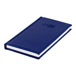 Diář LIBRA týdenní kapesní 2020 český - modrá tmavá