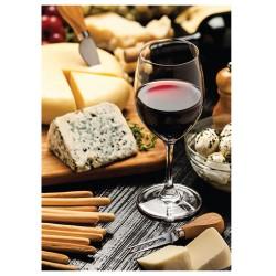 Nástěnný kalendář 2020 Víno