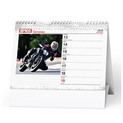 Stolní kalendár 2020 Motorbike